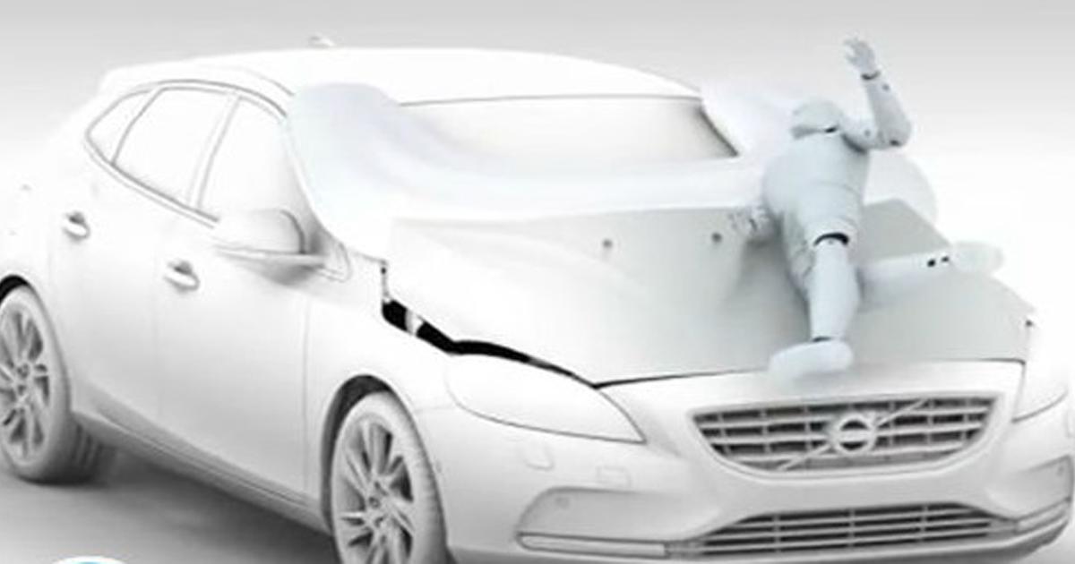 airbag salvapedoni